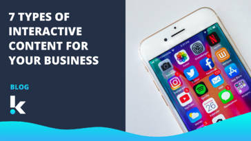 7 Types of Interactive Content For Businesses