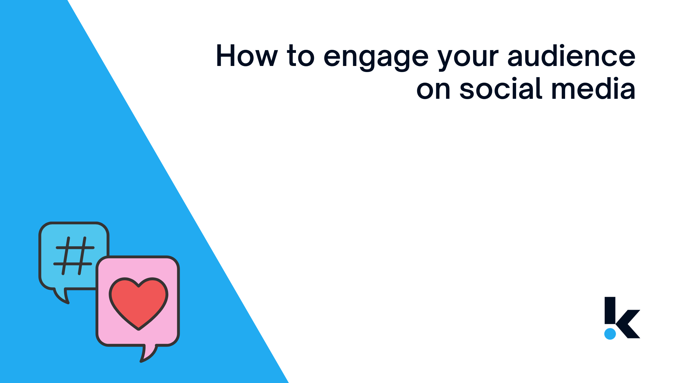 how to engage your audience on social media
