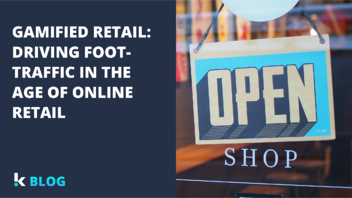 Gamified Retail: Driving Foot Traffic in the Age of Online Retail