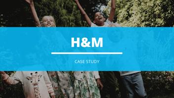 H&M CASE STUDY